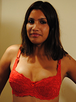 Vanushi is one hot and horny ts have sexual intercourse