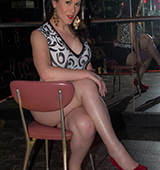 Wendy s august tranny party is full of hot tgirls.